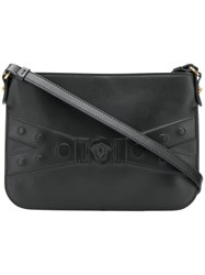 Versace Medusa Crossbody Bag Black