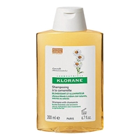 Klorane Camomile Shampoo For Blonde Highlights 200Ml