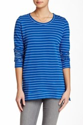 Nation Ltd. Stefanie Sweatshirt Blue