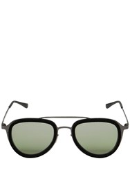 Italia Independent I Metal 0254 Circle Sunglasses