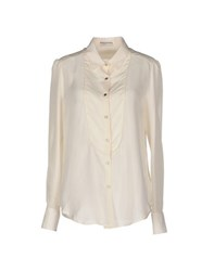 New York Industrie Shirts Shirts Women Ivory