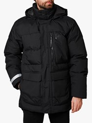 Helly Hansen Tromsoe 'S Waterproof Jacket Black