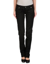 Two Women In The World Denim Pants Black