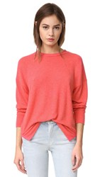 Lna Max Sweatshirt Red