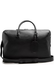 Lanvin Leather Holdall Black