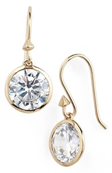 Melinda Maria 'Jema' Drop Earrings Gold