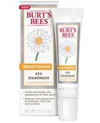 Burt's Bees Brightening Eye Treatment 0.5 Oz