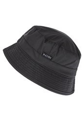 Rains Hat Black