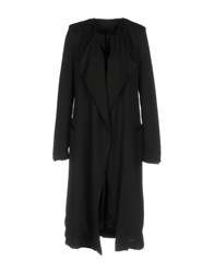 Poeme Bohemien Overcoats Black