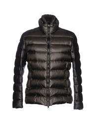 Montecore Down Jackets Steel Grey