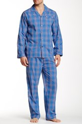 Majestic Broadcloth Pajama Set Multi