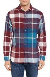 Tommy Bahama Men's Big And Tall Acai Original Fit Flannel Shirt