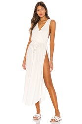 L Space Kenzie Cover Up Dress White