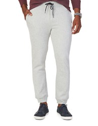 Nautica Active Fit Jogger Pants Grey Heather
