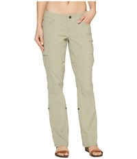 Kuhl Kliffside Air Cargo Pants Khaki Women's Casual Pants