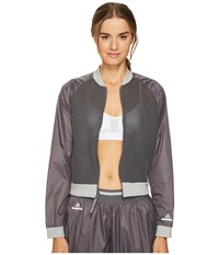 Adidas Barricade Jacket Granite Women's Coat Gray