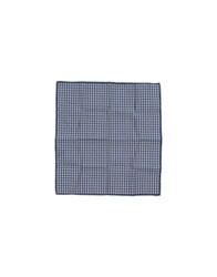 Brunello Cucinelli Square Scarves Dark Blue