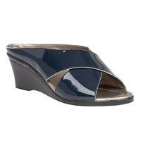 Lotus Trino Casual Sandals French Navy