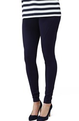 Isabella Oliver Women's 'Essential' Maternity Leggings Darkest Navy