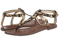Sam Edelman Galia Giraffe Hair Women's Sandals Animal Print