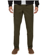 Dockers Standard Utility Cargo Pants Olive Men's Casual Pants