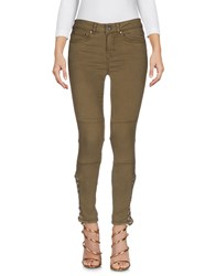 Hotel Particulier Jeans Military Green