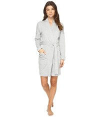 Ugg Braelyn Kimono Robe Seal Heather Women's Robe White