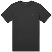 Paul And Shark Patch Logo Tee Black