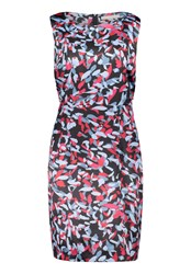 Betty And Co. Graphic Print Dress Multi Coloured Multi Coloured