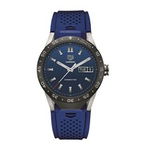 Tag Heuer Connected Watch Unisex Blue