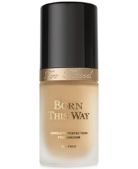 Too Faced Born This Way Foundation Warm Nude