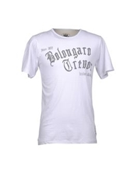 Bolongaro Trevor Short Sleeve T Shirts White