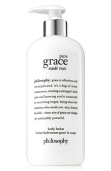 Philosophy Pure Grace Nude Rose Body Lotion No Color