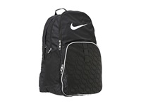 Nike Brasilia 6 Xl Black Black White Multi Snake Backpack Bags