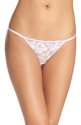 Betsey Johnson Women's 'Starlet' Lace Thong