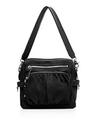 M Z Wallace Mz Lizzy Shoulder Bag Black