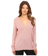 Theory Adrianna Feather Cashmere Sweater Dusty Willow