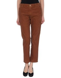 Local Apparel Casual Pants Brown