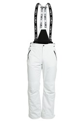 Cmp Waterproof Trousers Bianco Off White