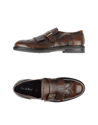 Byblos Moccasins Dark Brown