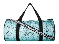 Under Armour Ua Favorite Everyday Duffel Youth Blue Infinity Black Metallic Silver Duffel Bags Multi