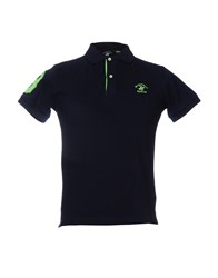 Beverly Hills Polo Club Topwear Shirts Dark Blue