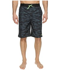 Nike Flux 11 Volley Shorts Black Men's Swimwear