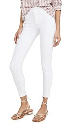 Dl1961 Florence Ankle Mid Rise Skinny Jeans Milk