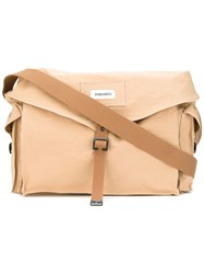 Dsquared2 Military Holdall Nude Neutrals