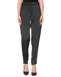 Nicolas And Mark Trousers Casual Trousers Women Steel Grey