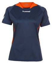 Hummel Team Player Training Kit Blau Dark Blue