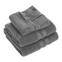 Amara Super Soft Cotton Towel Slate Bath Towel