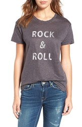 Zadig And Voltaire Women's Rock Roll Linen Tee
