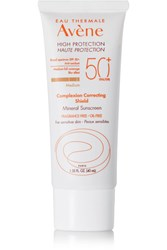Avene High Protection Complexion Correcting Shield Spf50 Medium Colorless